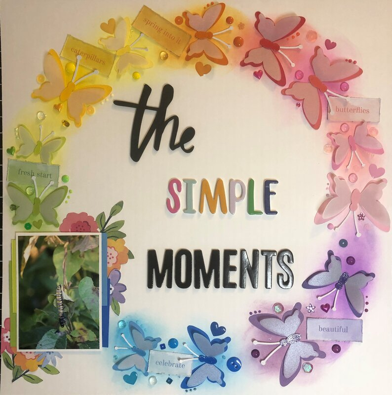 The Simple Moments