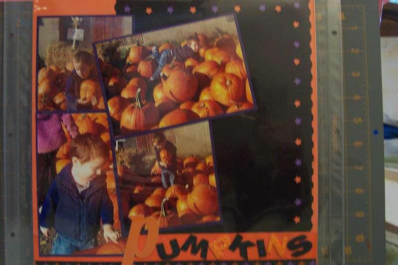 Picking Pumpkins page 2
