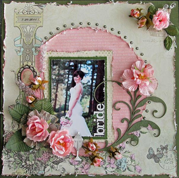 bride ~~~November SwirlyHues~~~