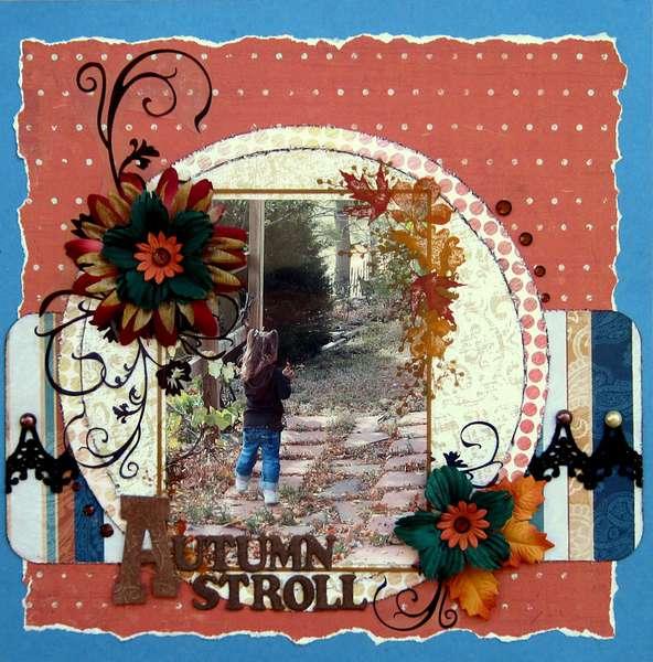 Autumn Stroll ***Swirlydoos***