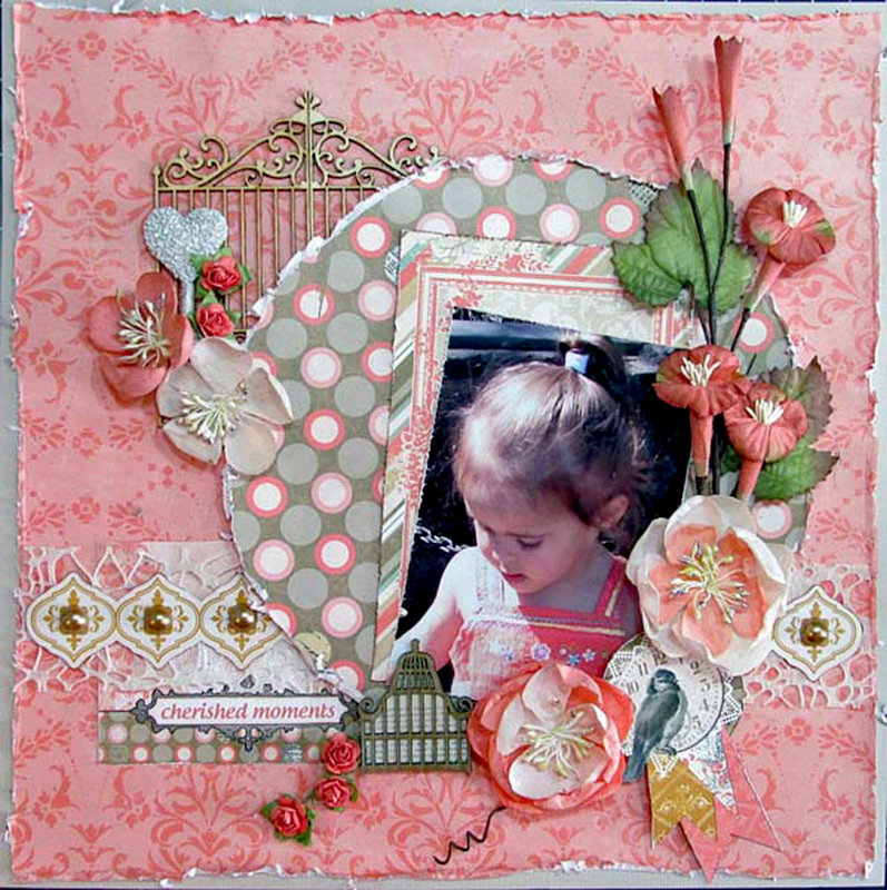 cherished moments - Swirlydoos Kits