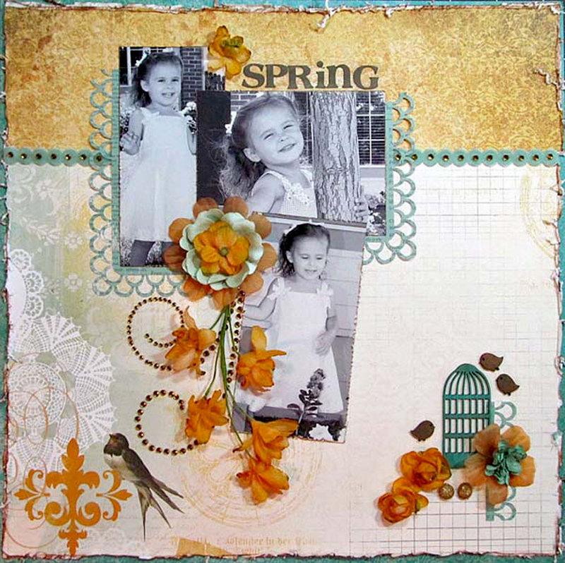 Spring - Swirlydoos Kits
