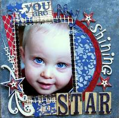 youare my Shining STAR