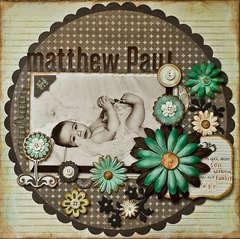 Matthew Paul