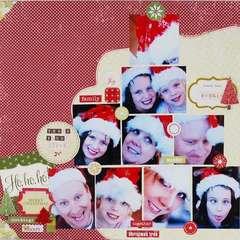 Christmas Card shoot