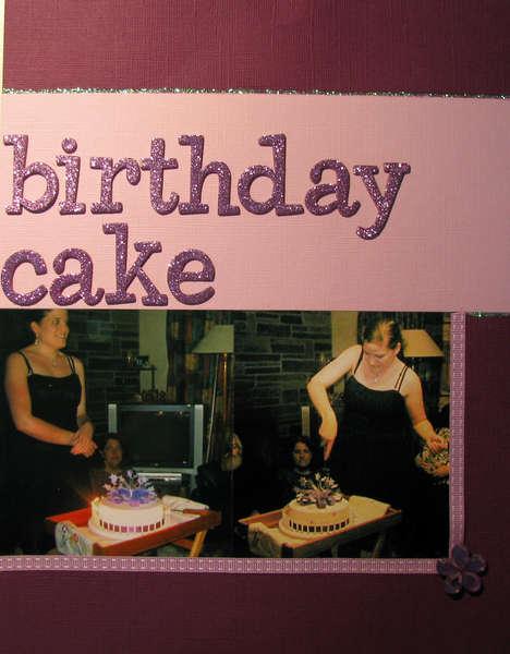 Cake (R)