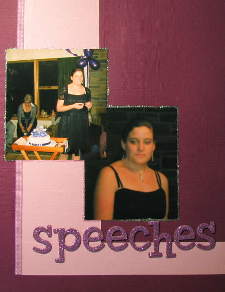 Speeches - Photos