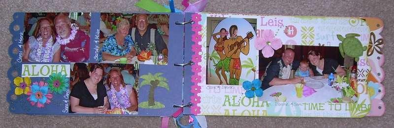 Aloha and Turtle