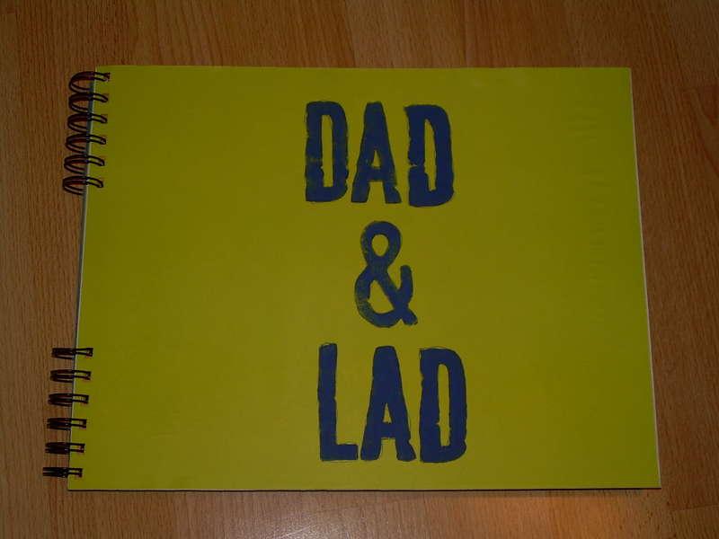 Dad & Lad 1