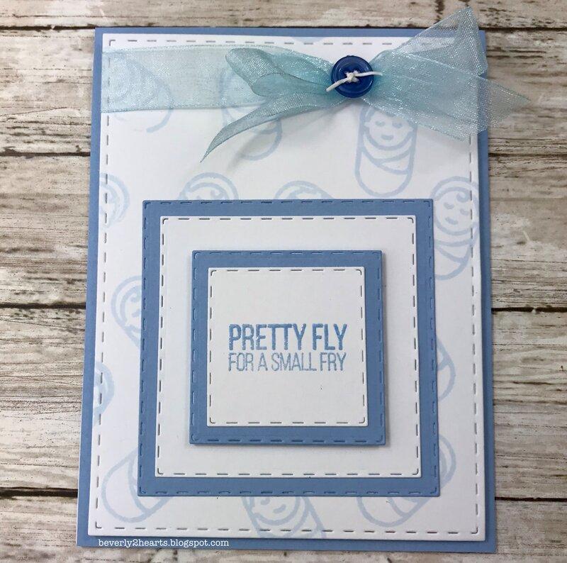 Pretty Fly Card