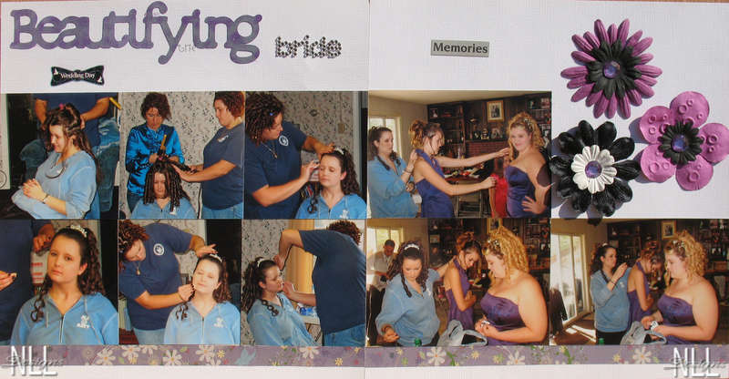 Beautifying the Bride