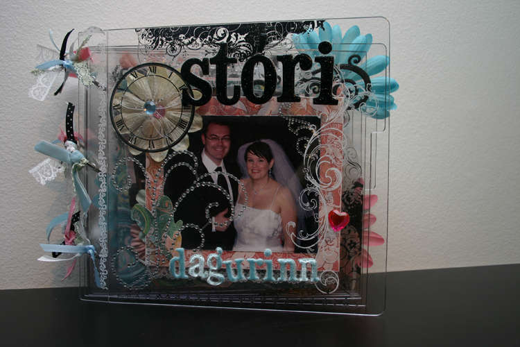 The big day (clear album)