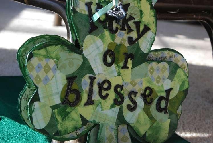 luck or blessed mini-album