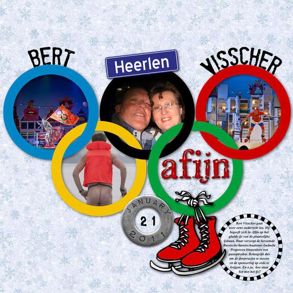 Bert Visscher - Afijn