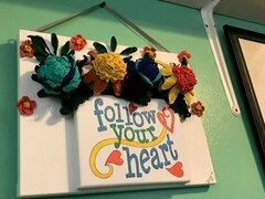 Follow Your Heart Canvas