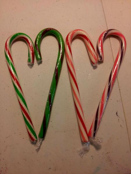 agc daily photo-candy canes