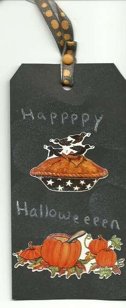 halloween tag- happy halloween