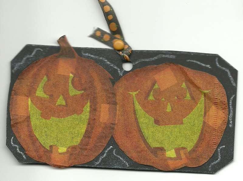 halloween tag - jackolanterns