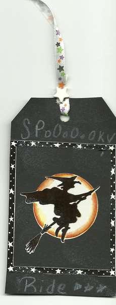 halloween tag- spoooky ride