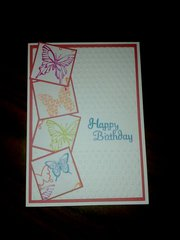 Birthday Card Series 2013