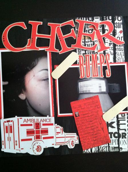 Cheer Bumps