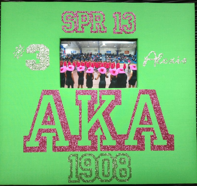 Alpha Kappa Alpha Album