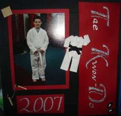 Andrew's Tae Kwon Do