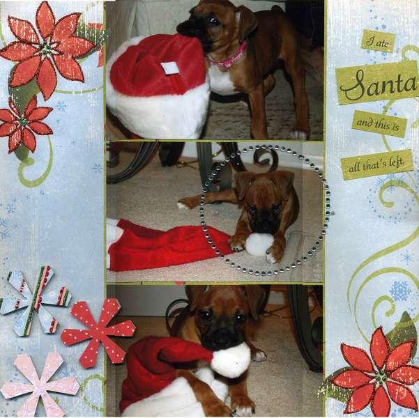 I Ate Santa...