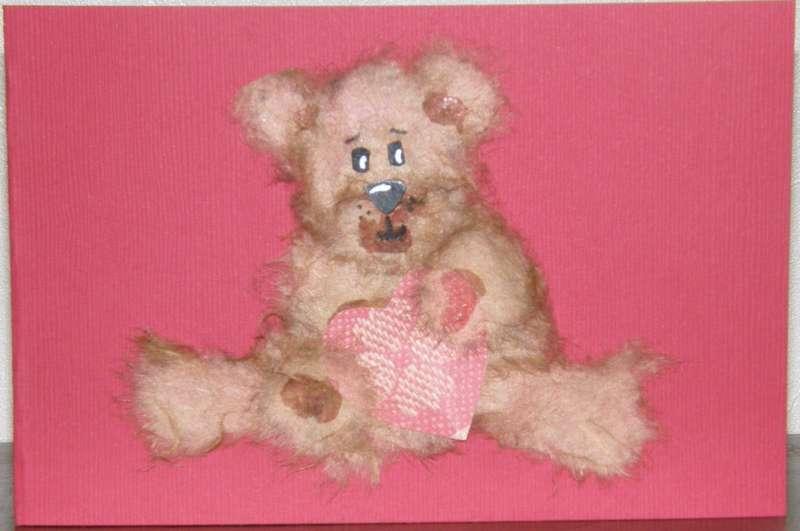 Tear bear