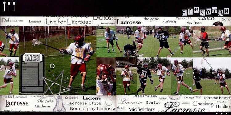 Freshman Lacrosse