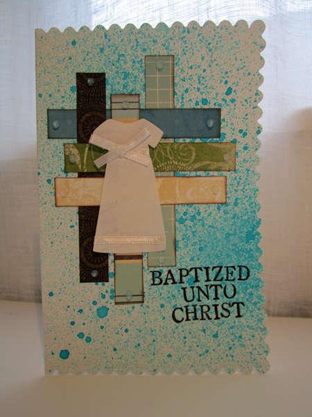Baptized Unto Christ