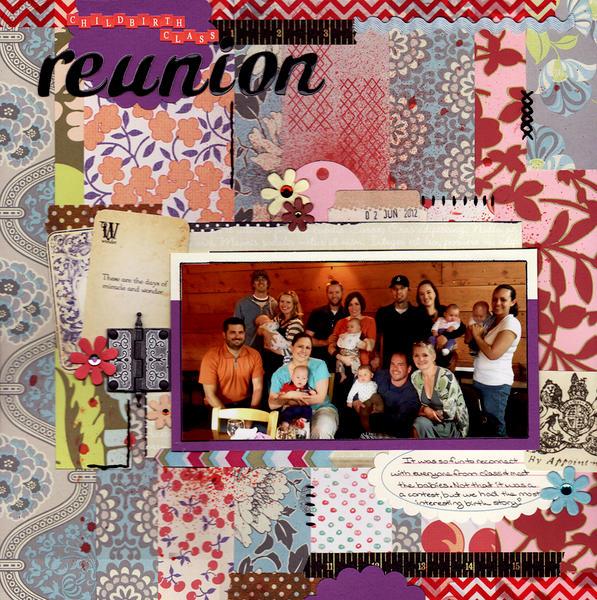 Childbirth Class Reunion