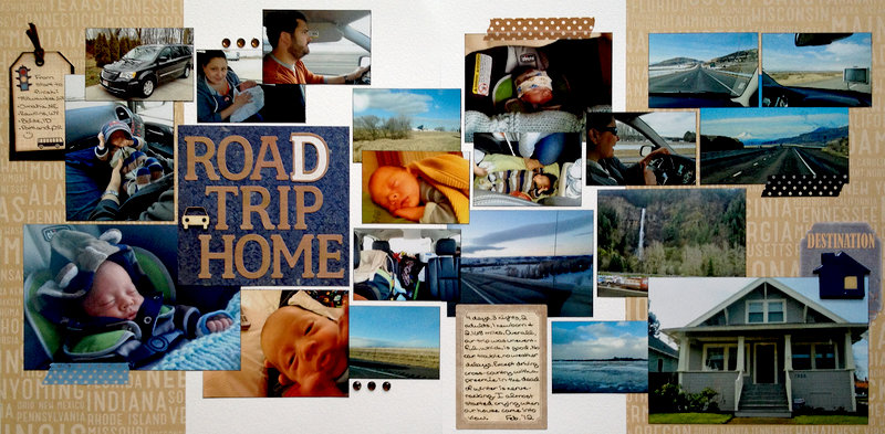 Road Trip Home