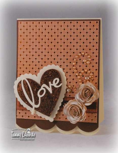 Love -- Anniversary Card