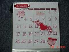 Heidi Swapp Calendar