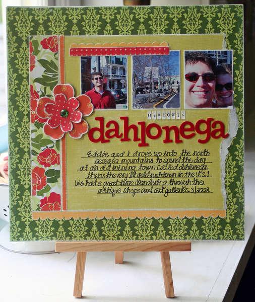 Historic Dahlonega