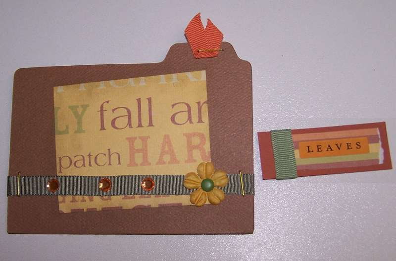 Fall swap items