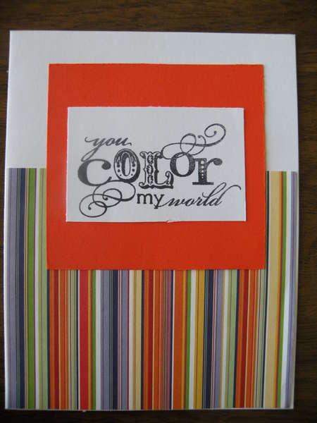 cardsforheroes.org color stripes
