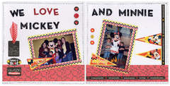 We Love Mickey and Minnie