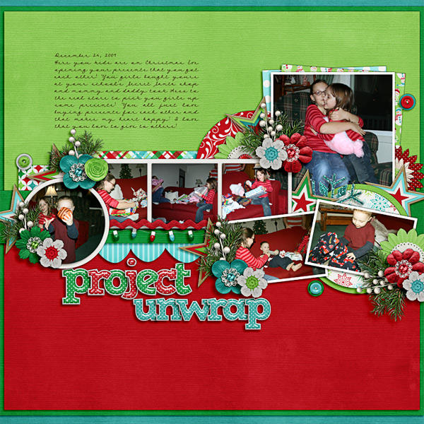 Project Unwrap