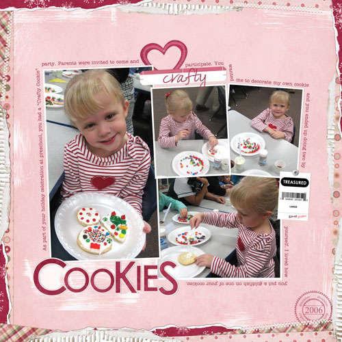 Crafty Cookies