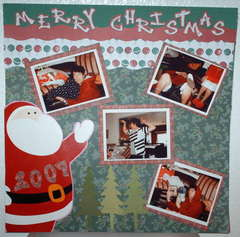 Dylan Christmas 2007
