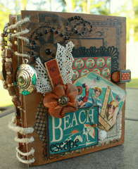 Vintage Beach Mini-Album