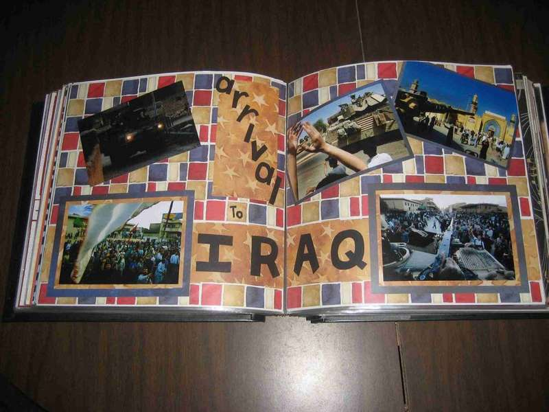 Arrival To Iraq