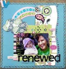 Forever Renewed
