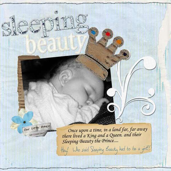 Sleeping Beauty - ADSR #3