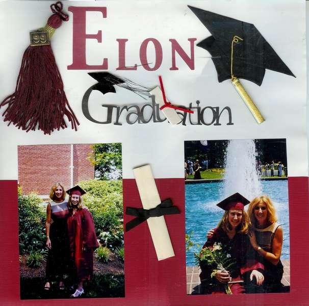Elon Graduation