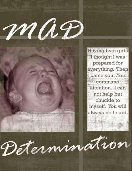 Mad Determination
