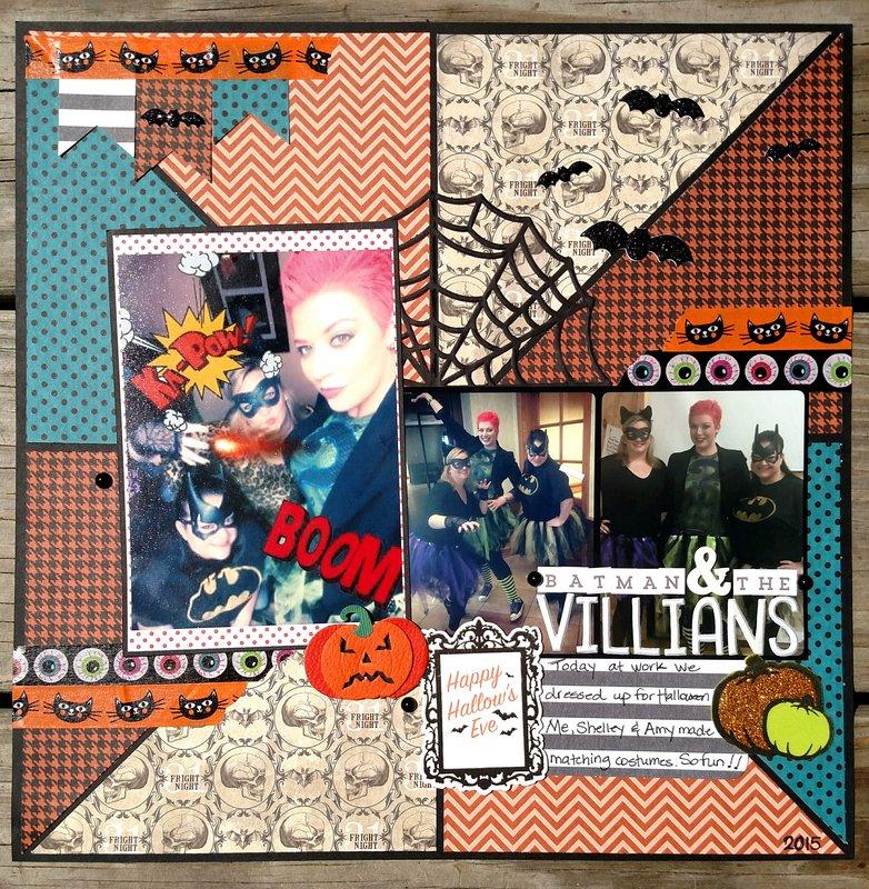 Batman and the Villains