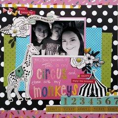 Circus Monkeys